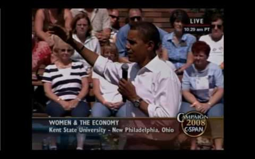 VIDEO: Barack Obama Warned Of Rigged Election in 2008