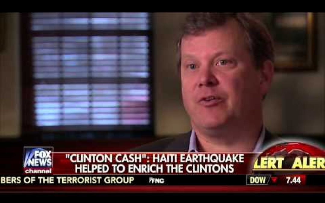 Latest Scandal Eruption-> Pay Clinton Foundation For State Dept. Haiti Contract