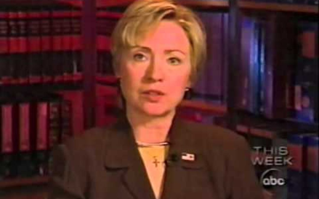FLASHBACK: Days After 9/11 Hillary Clinton Said It's Okay To Profile Muslims