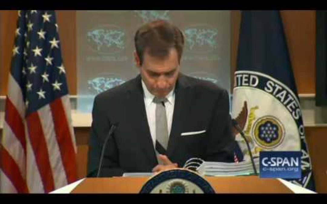 State Dept. Confirms $400 Million To Iraq Was Linked To Hostage Release