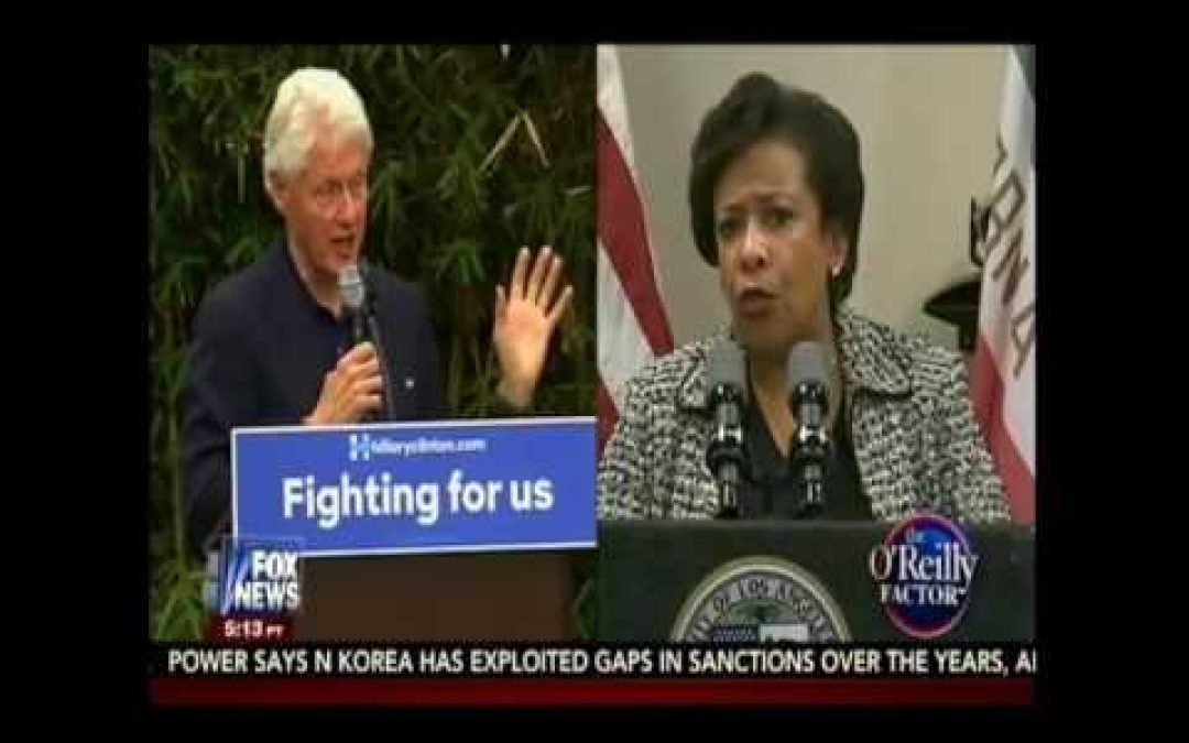 AG Lynch's Promise To Accept FBI's Hillary Decision Isn't Iron-Clad