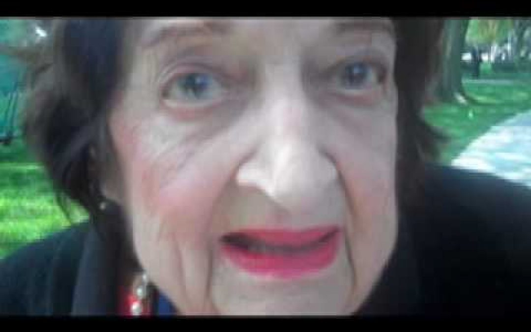 The Mainstream Media Covered Up The True Story of Helen Thomas' Self-Destruction