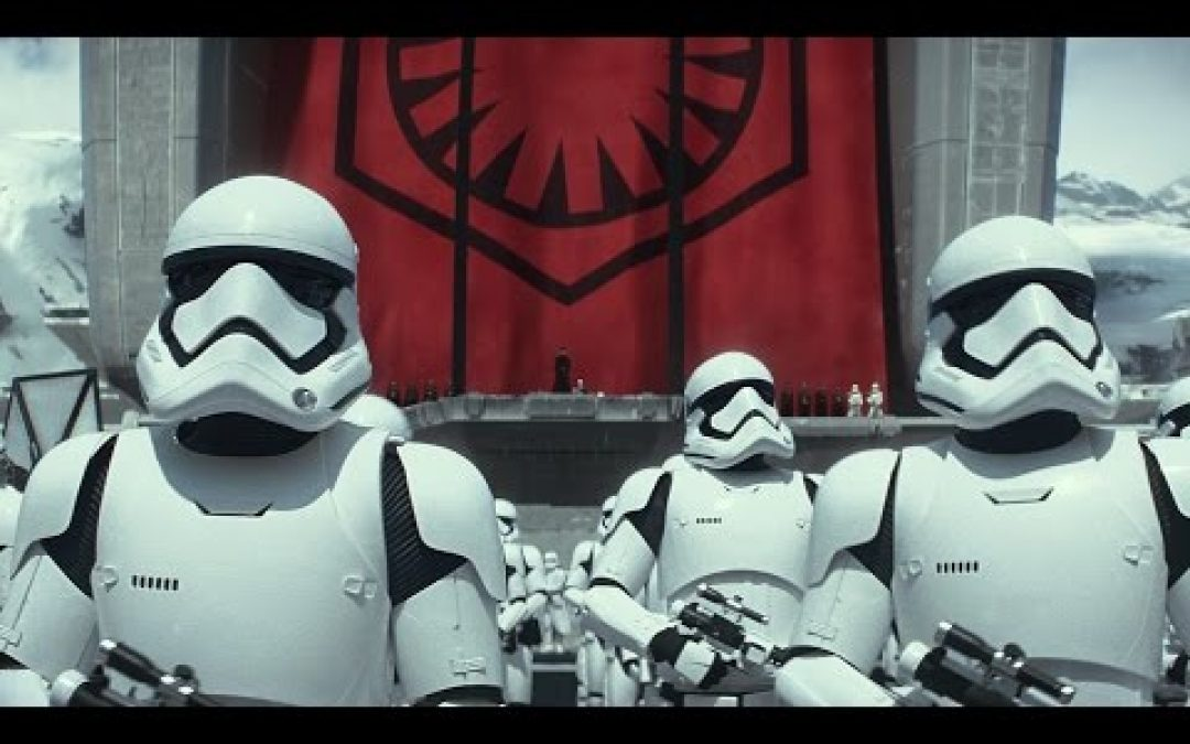 MUST WATCH: The 2nd Star Wars: The Force Awakens Teaser Trailer