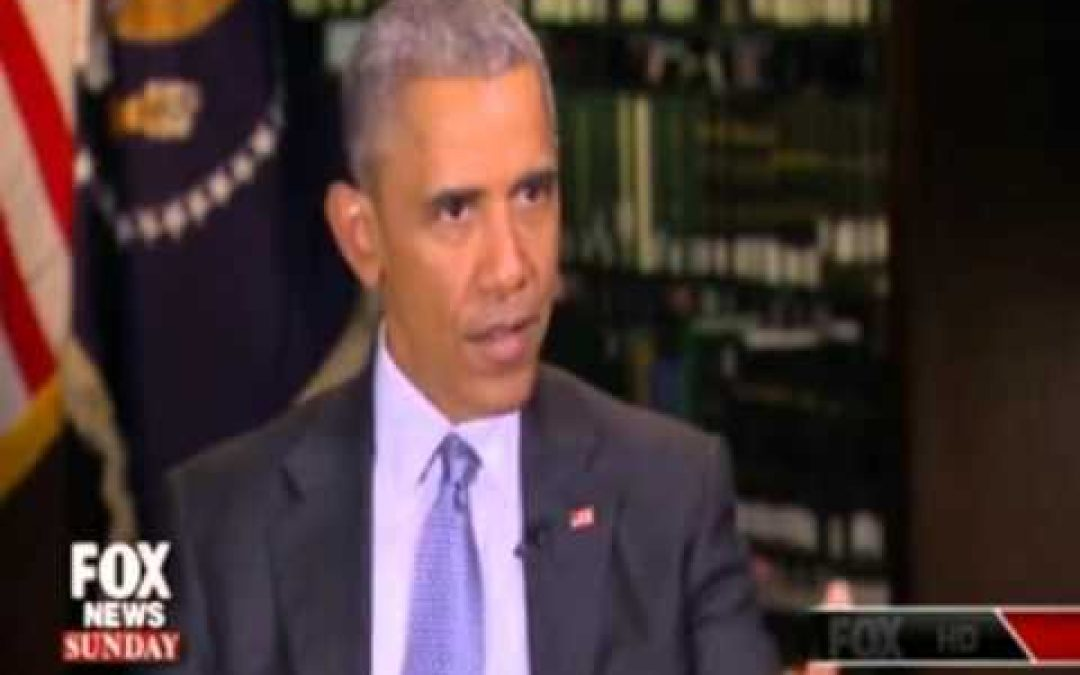 Obama Equivocated In Defense Of Clinton Emails