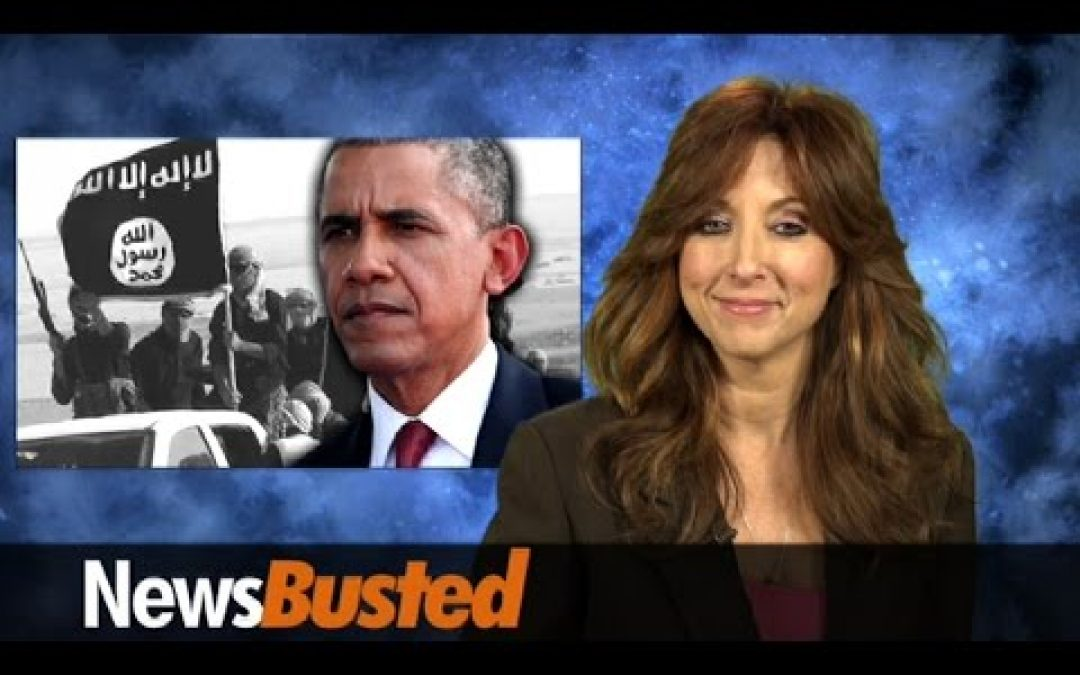Newsbusted: New Video-ISIS Vows Not To Attack White House While Obama's In Office