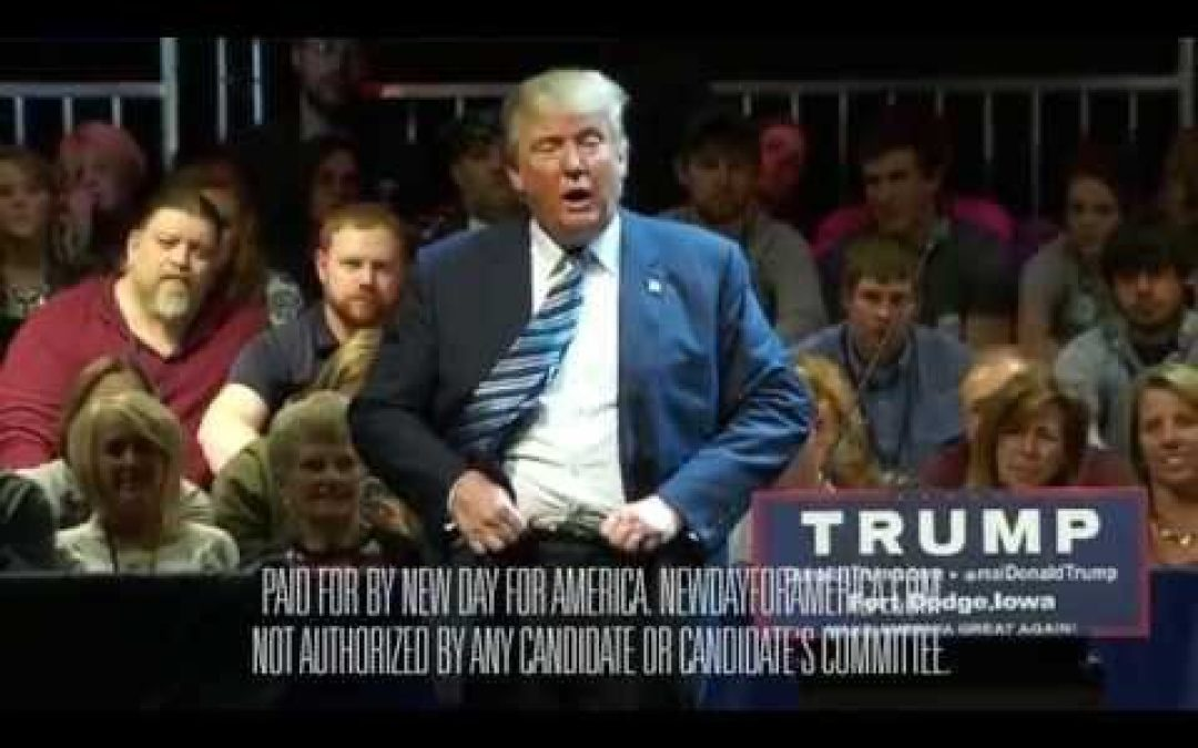 Kasich SuperPac Attacks Trump's Reckless Comments in New Video