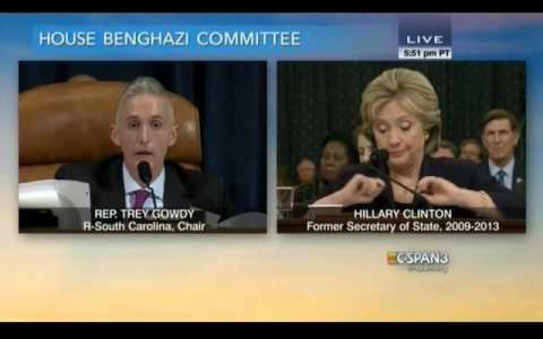 Hillary Caught Lying Again: State Denies 90%-95% Of Her Work Emails Already On Their System