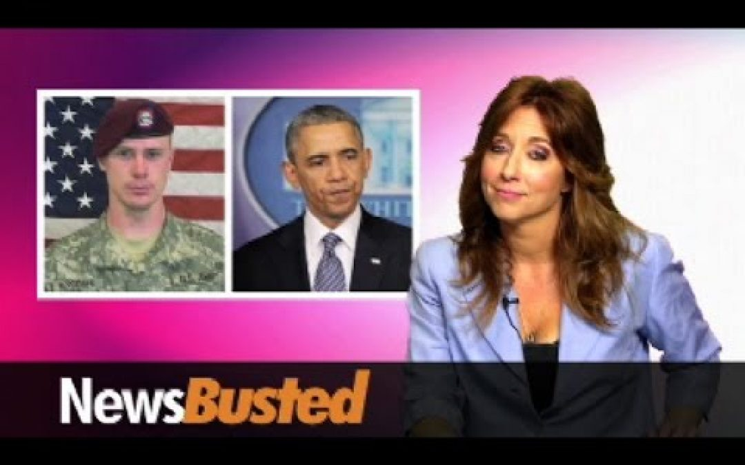 Newsbusted: Obama Was Going To Award Bergdahl The Medal Of Honor