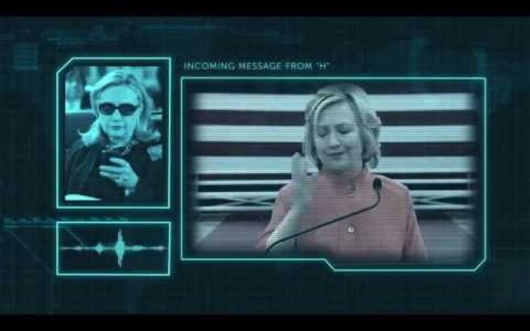 Video: 'Her Majesty's Secret Server: For Hillary Clinton's Eyes Only'