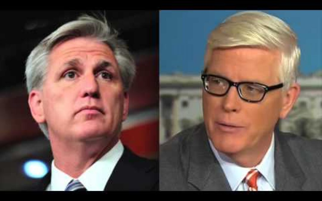 Kevin McCarthy: 'I Feel That We're Back To 1979' With Islamic Fanatics & Russia