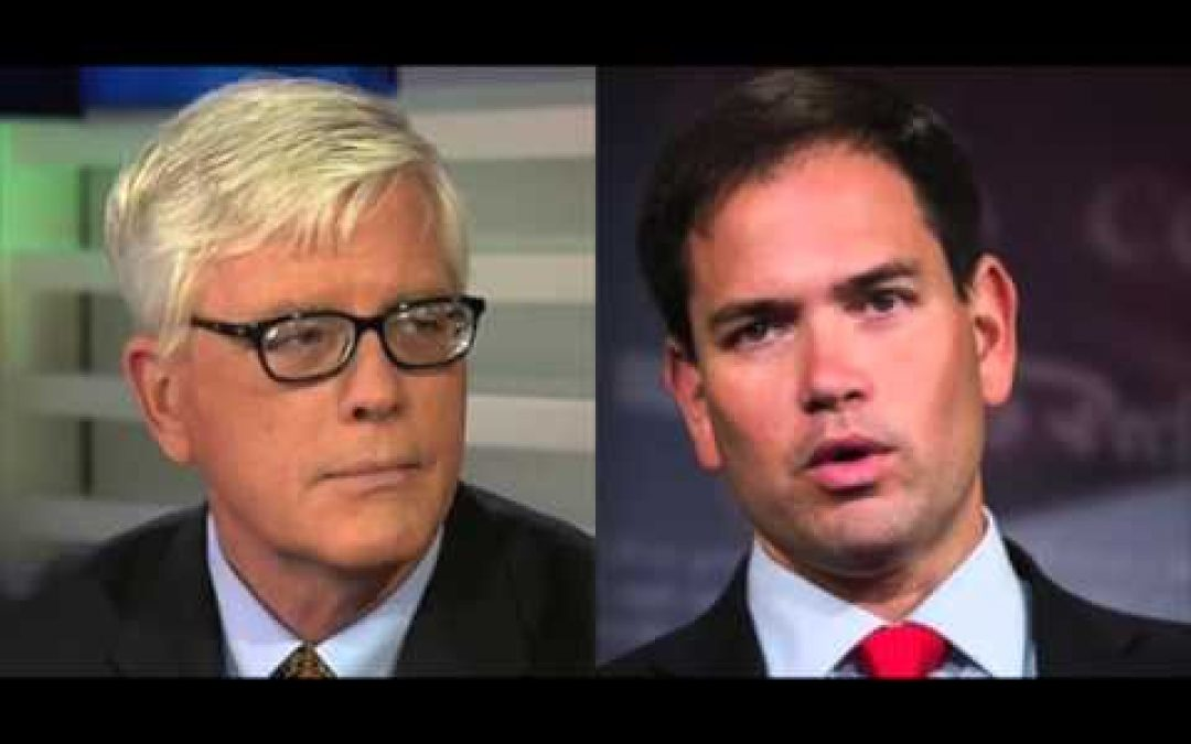 Post-Debate, Rubio Expands On Hewitt's Commander-In-Chief Queries
