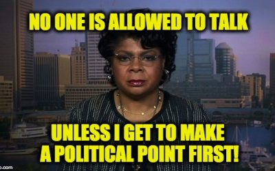 Hey April Ryan, Colin Kaepernick Said The Protest Is About Disrespecting The Flag