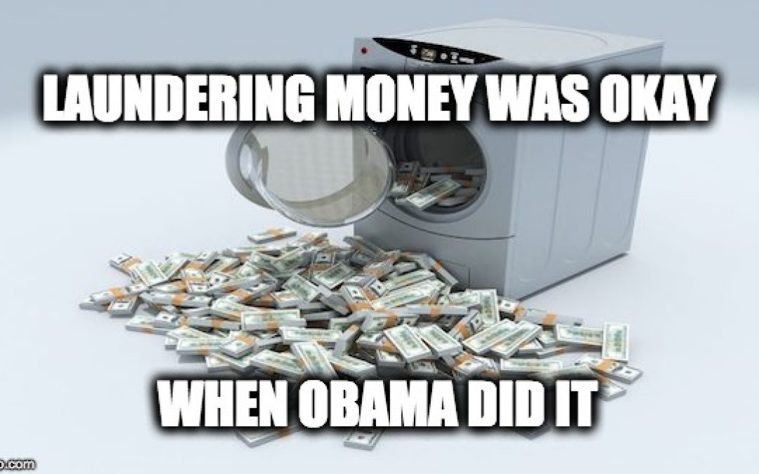 Obama Administration Tried Allowing Iran To Launder Money To Save JCPOA