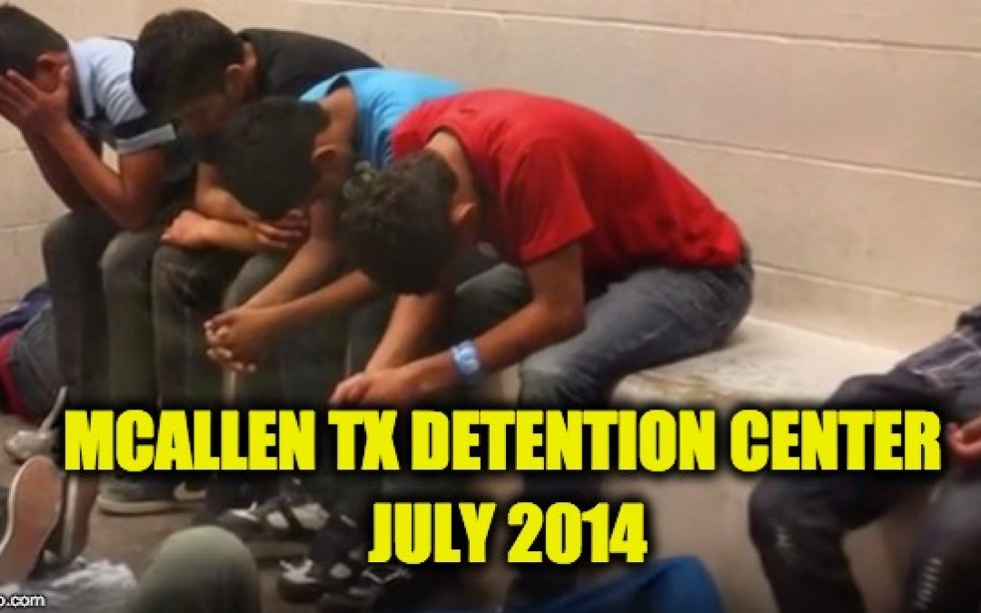 "Obama Administration Kept Illegal Mexican Kids In Detention Camps As ""Experiment"""