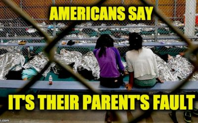 Rasmussen: Voters Say Illegal Kid's Parents To Blame For Border Crisis, Not Government