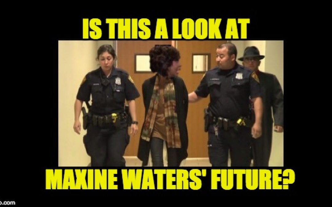 Journalist Laura Loomer Files Assault Charges Against Maxine Waters