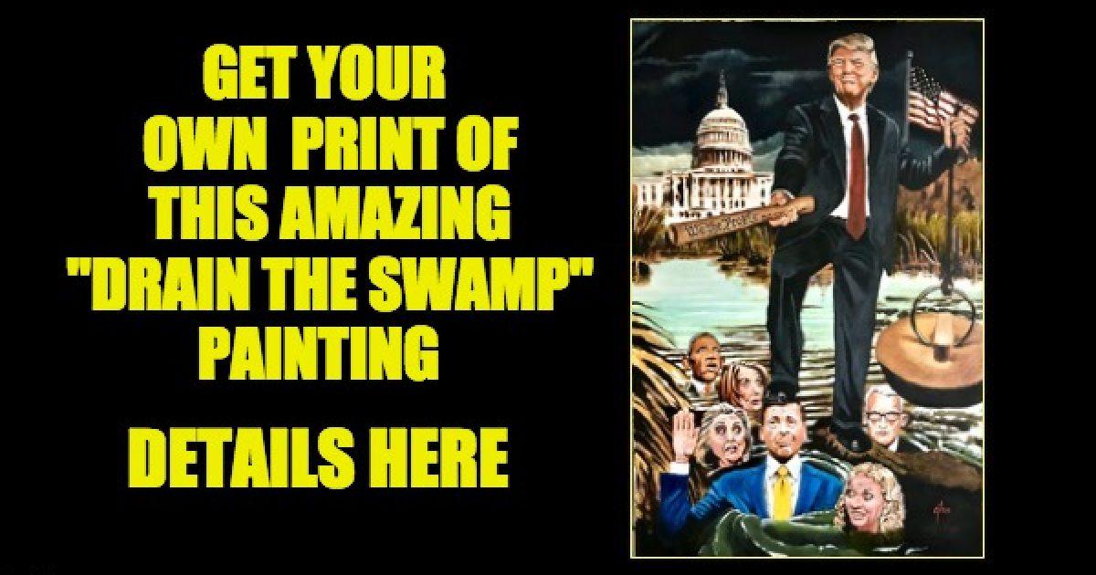 """Drain The Swamp"""