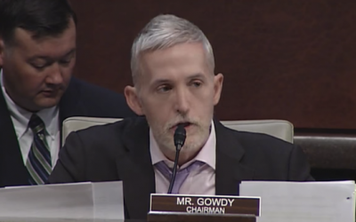 IG Report Hearing: Trey Gowdy Excoriates Horowitz's Conclusion & James Comey's Actions