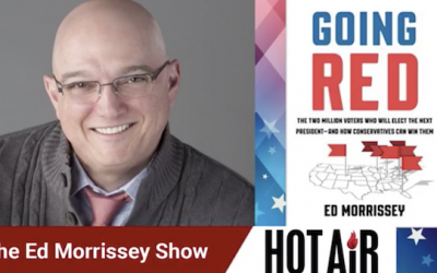 Discussing My Man-Crush On Trey Gowdy On The Ed Morrissey Show