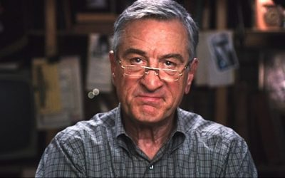 Robert De Niro Proves It Again: He's An Imbecile