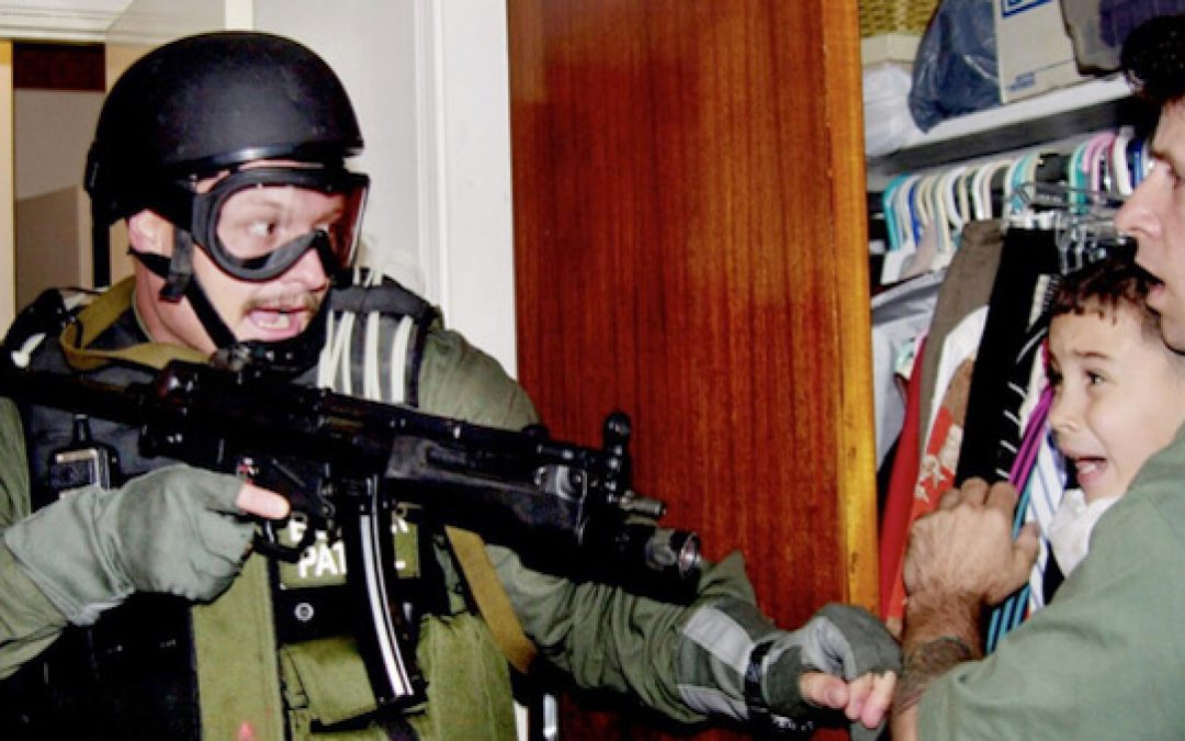 Exploding The Myth of The False Liberal Narrative: Remember Elian Gonzalez?