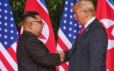 A Good Start: President Trump & Kim Jung Un Sign Historic Joint Statement