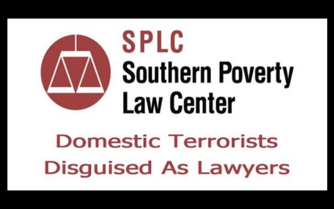 Facebook & Amazon Empower Extremist Hate-Group  SPLC to Attack Conservatives