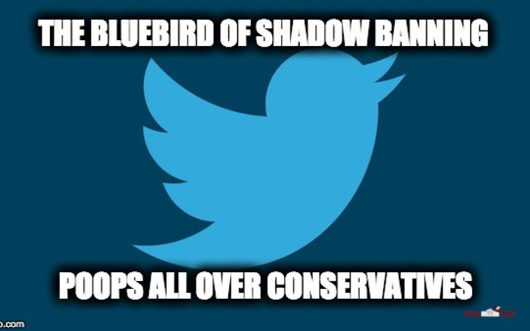 You Won't Believe Who Proved Twitter Censors Conservatives