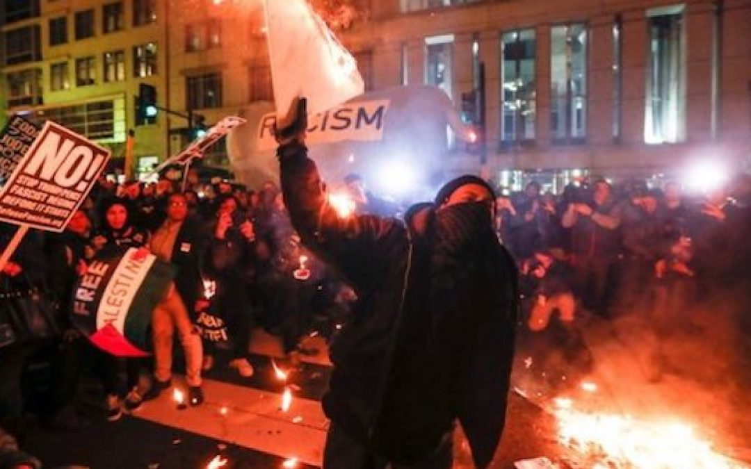GOP Introduces Unmasking Antifa Act: Includes 15-Year Prison Term For Antifa Terrorists