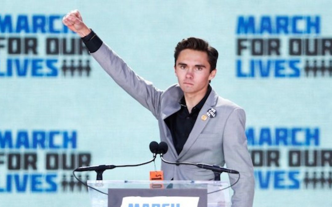 "Teen Tyrant David Hogg ""Ripped Apart"" After Posting Ignorant Tweet"