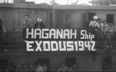 The Exodus 1947: When The British Navy Attacked Holocaust Victims