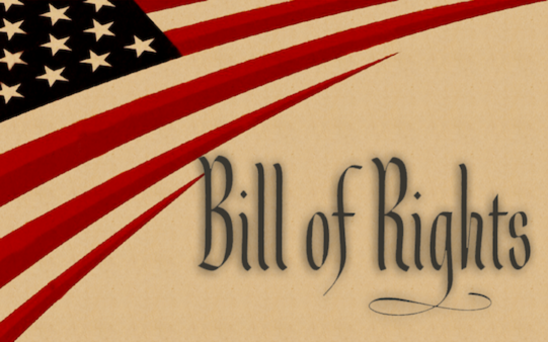 Every Natural Right Protected in the Bill of Rights Is a Property Right,  Here's Why