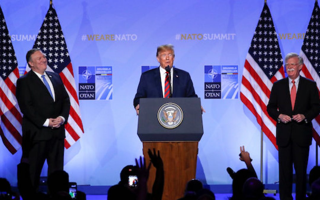 Trump's Hardline Tactics Worked: NATO Partners To Increase Spending