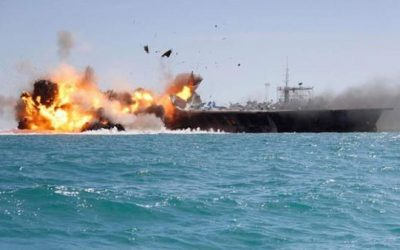 Iran's Already Started Attacking U.S. Interests (Via Surrogates)