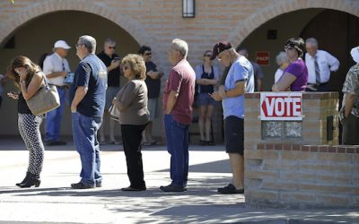 Poll Watcher Invents Dress Code To Prevent Conservative From Voting