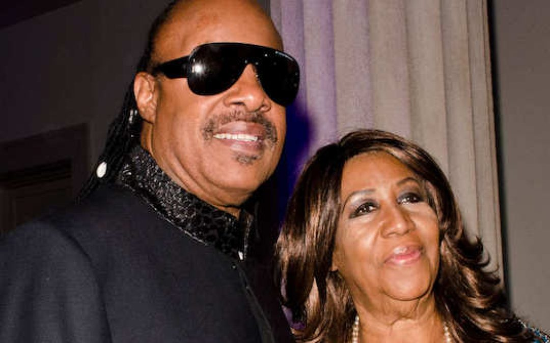 Stevie Wonder Proves Climate Change Causes Stupidity