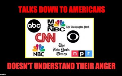 The Madness of The Mainstream Media