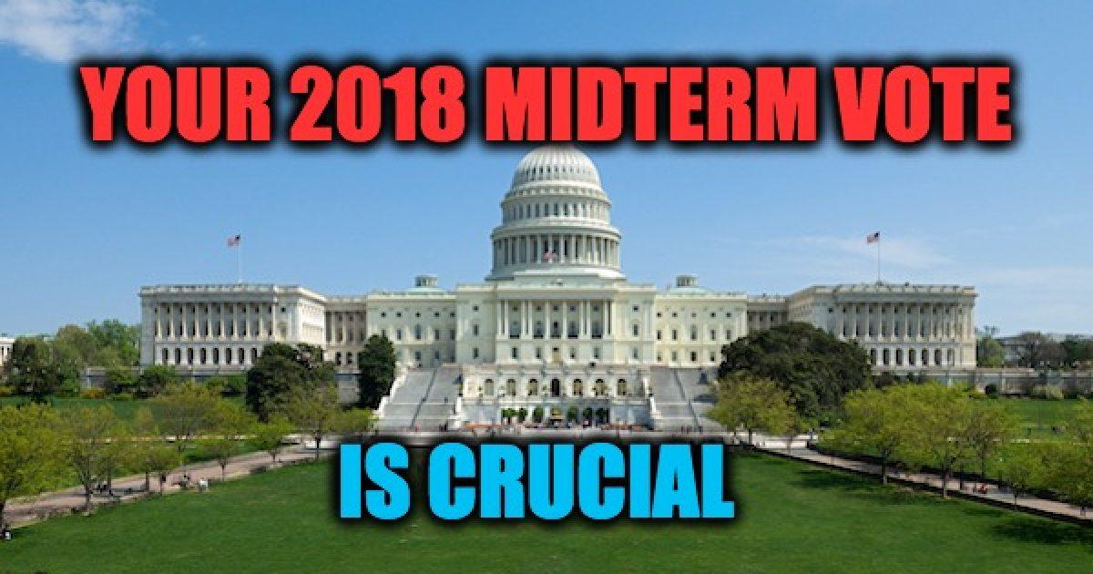 2018 Midterm vote