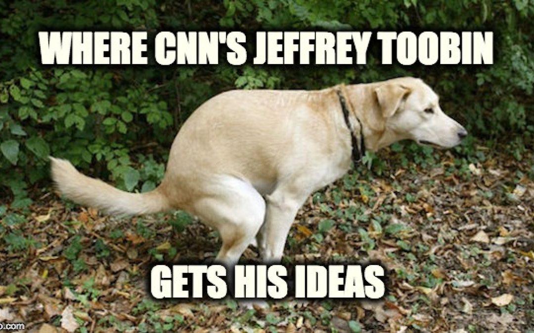 CNN's Jeffrey Toobin Makes Asinine Antifa Claim