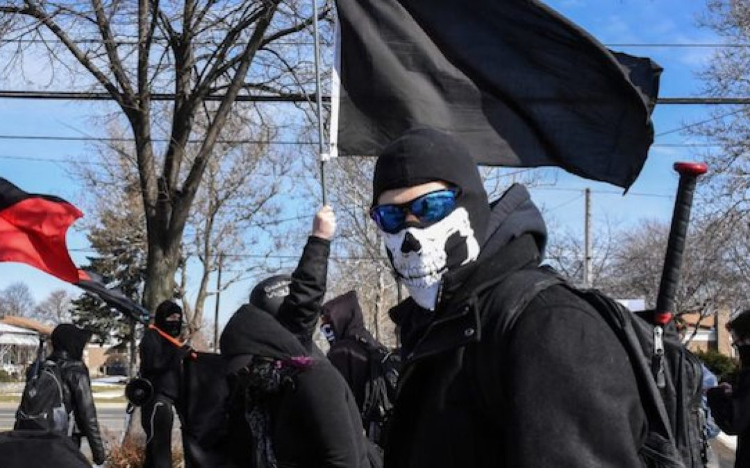 Cops Post Mugshots Of Antifa Rioters, Liberals Freak Out