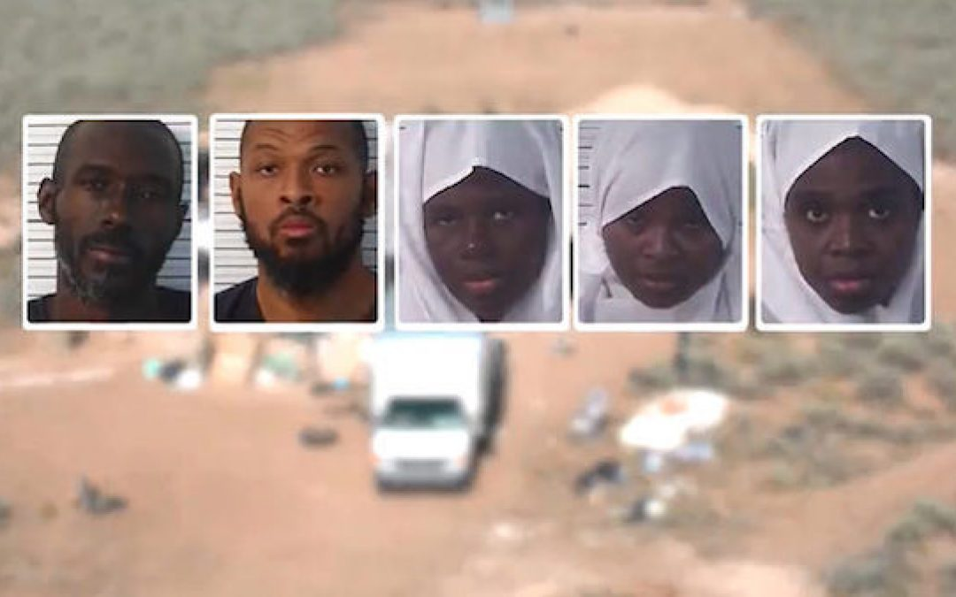 Judge Frees 3 'Muslim Extremist' New Mexico Compound Suspects
