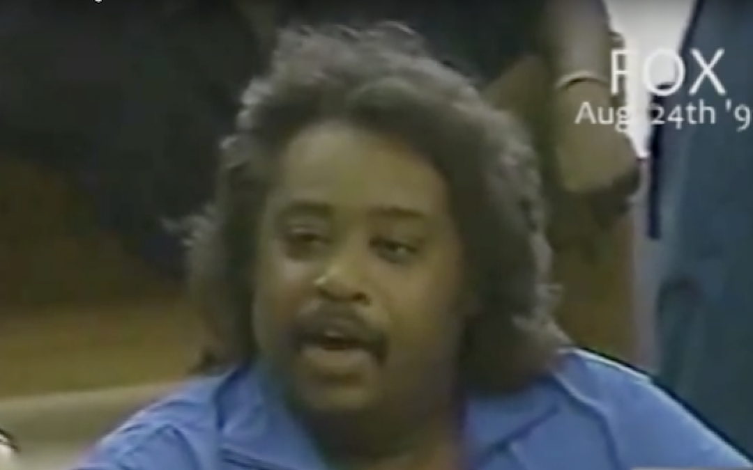 A Video Record Of The Al Sharpton-Led Crown Heights Pogrom