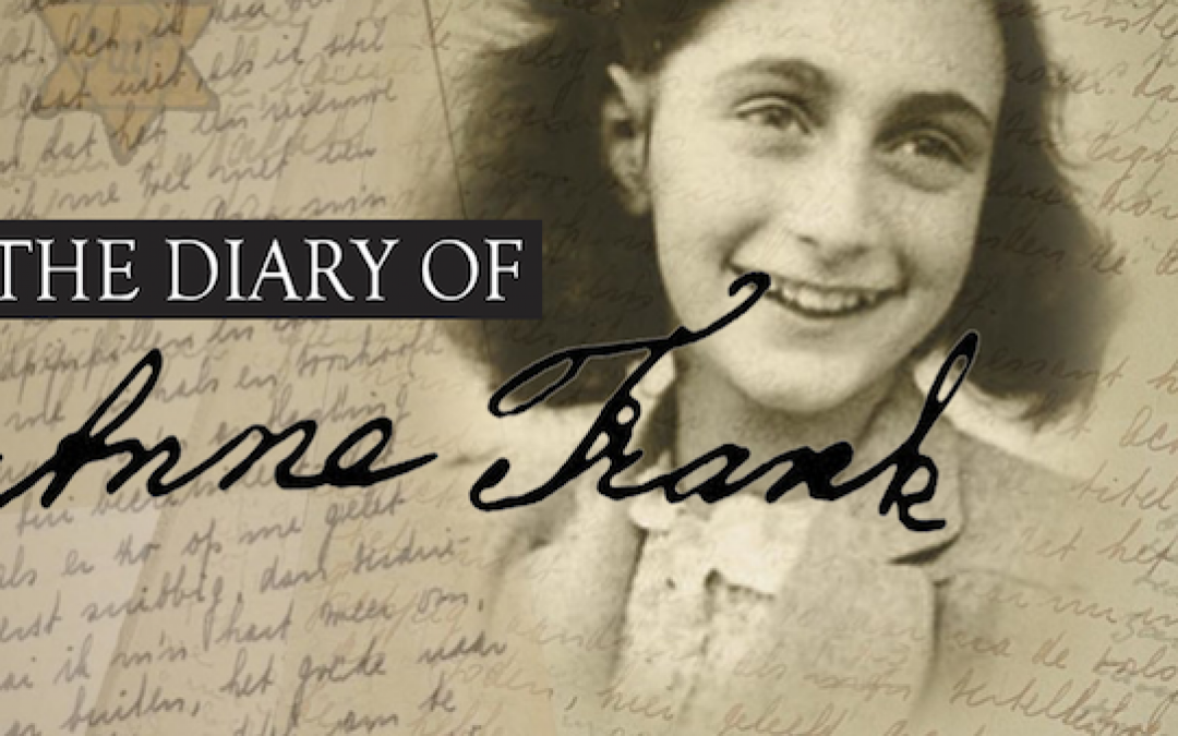 "New ""The Diary Of Anne Frank"" Production"" Is NOT About ICE And Illegals"