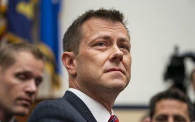 FINALLY! FBI Fires Peter Strzok