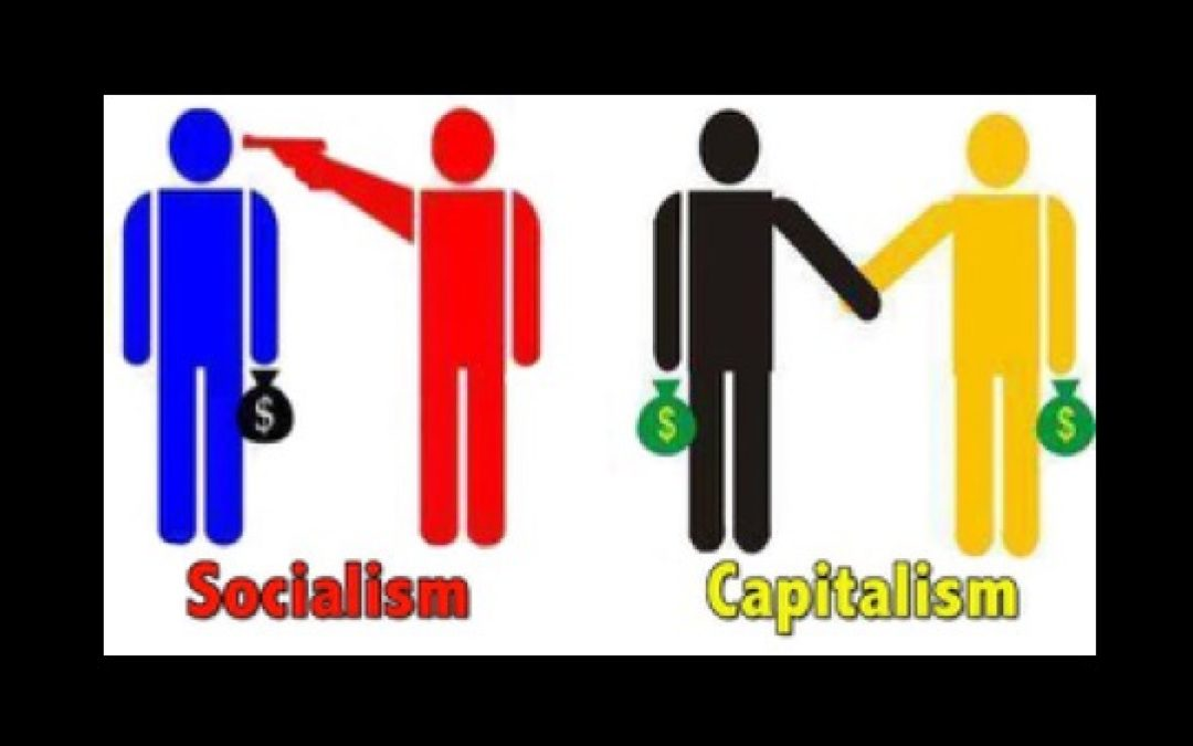 Gallup:  More Democrats Prefer Socialism Than Capitalism