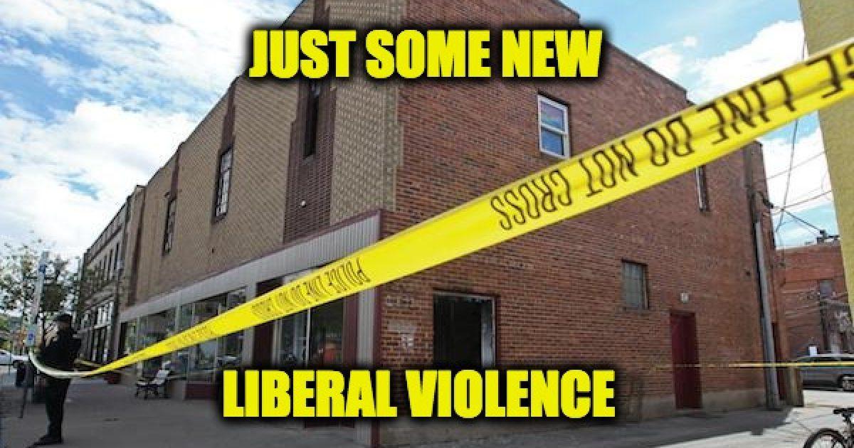 Liberal Violence