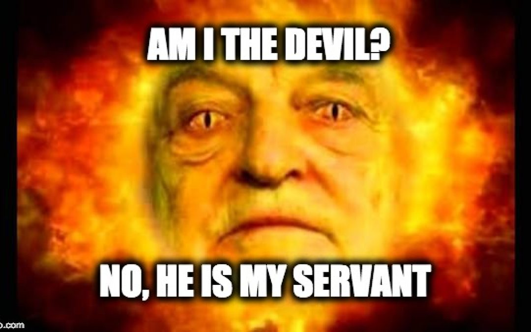 Why Isn't The FBI Investigating George Soros?