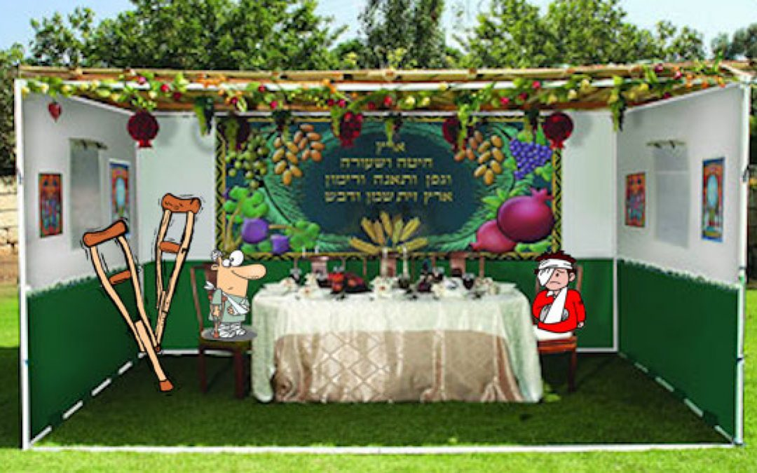 A Gentile's Guide To Sukkot: A Dangerous Jewish Holiday