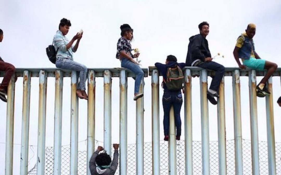 End Of Zero Tolerance Creates Record Influx of Illegal Border Crossings