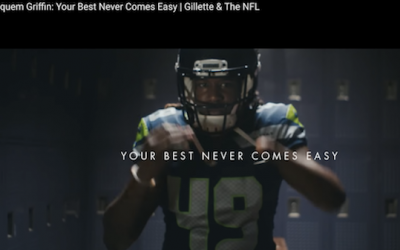 Gillette Teaches Nike What A Real Hero Is Like